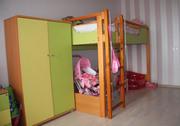Продам детскую мебель,  с матрасом 15000 руб. возможен тогр.