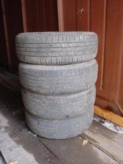 Комплект летних шин Bridgestone Turanza 195/60 R15