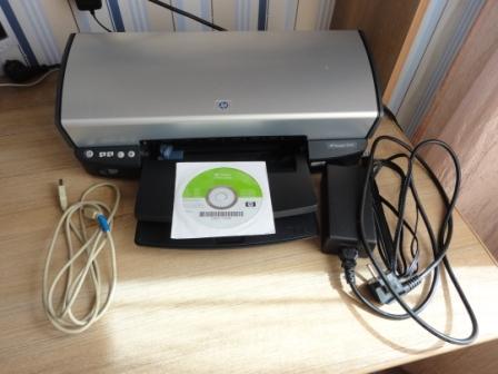 Скачать драйвер для принтере hp deskjet 5943