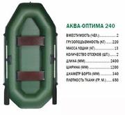 Лодки из ПВХ Аква Оптима 240