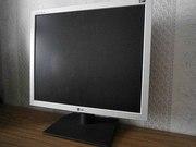 Продам монитор LCD LG Flatron L1919S Silver