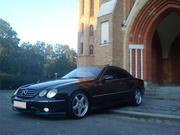 Mercedes CL 500 купе