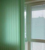 Изготавливаем жалюзи,  рулонные шторы