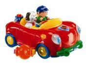 Семейный детский дом примет игрушки