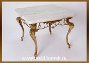 Кофейный стол. Бронза Virtus 1945 (Испания)