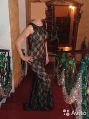 Продам эффектное платье