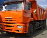 Самосвал КамАЗ 6520,  г/п 20 тонн,  новый 2016 г/в.