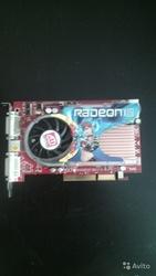 Видеокарта Radeon x1650