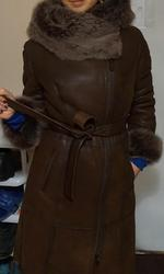 Продам Новую Дубленку из Натурального меха Тосканы