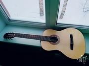 Классическая гитара Hohner+чехол+тюнер