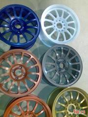 Порошковая покраска дисков и других деталей