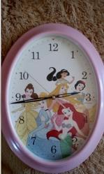 Часы настенные новые детские