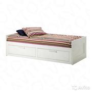 Кровать Ikea,  Бримнэс,  новая,  односпальная