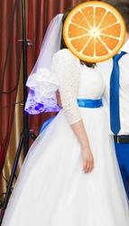 Свадебное платье для шикарных невест.