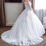 Продам свадебное платье настоящей принцессы